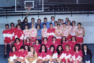 Els equips Senior femen, Junior Masc.i Fem. í Sots 23 masc.
