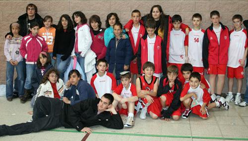 Cambris 2007 Jugadors i jugadores dels equips Minis els cuals van aconseguir els primers llocs del campeonat