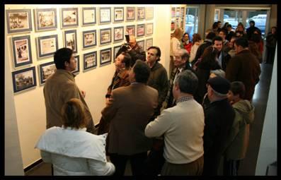 Mostra Exposició fotogràfica del CB.Parets.